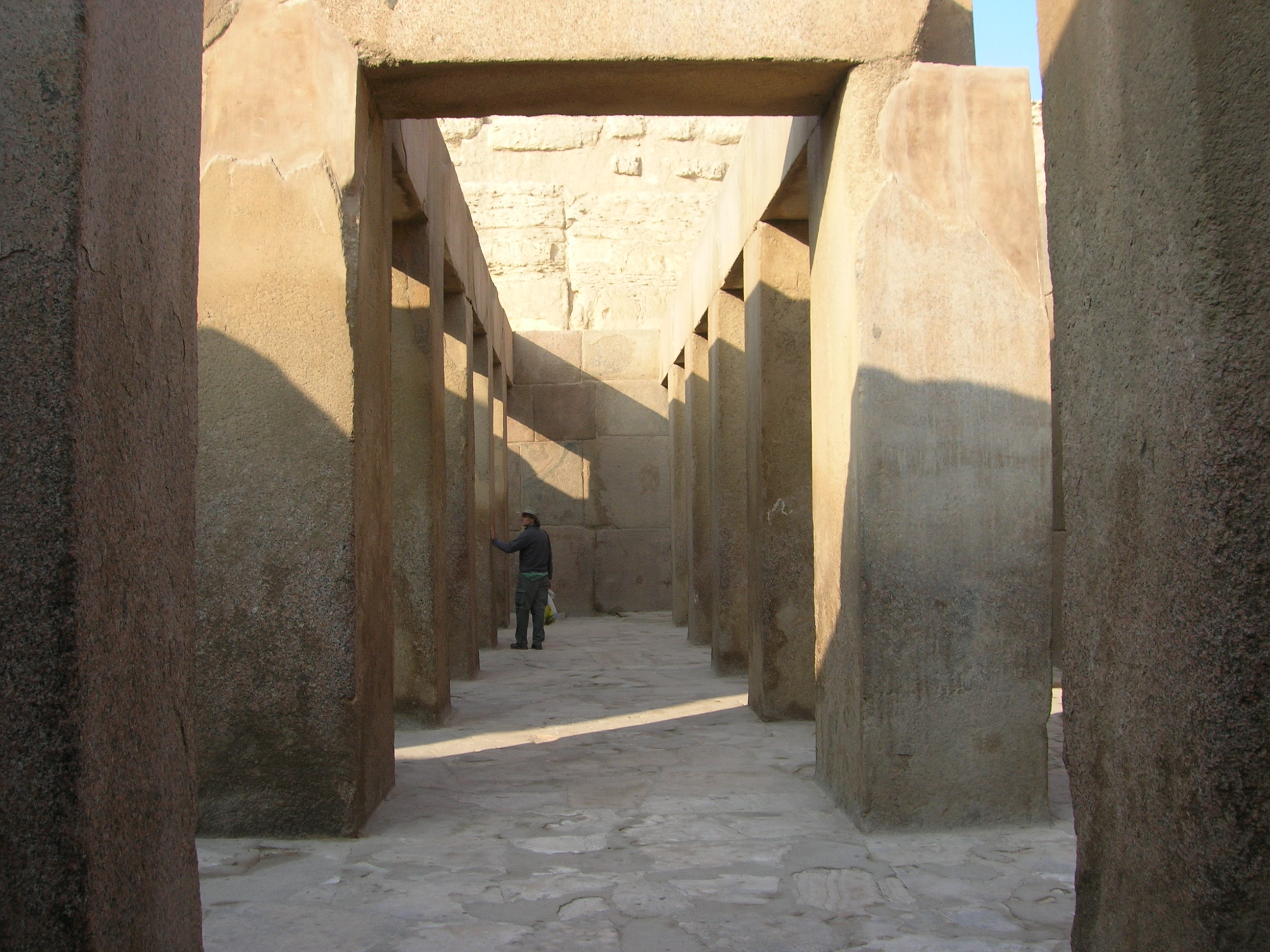 Valley Temple of Giza